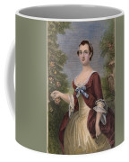 Martha Washington Coffee Mug by Granger