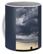 Storm Clouds Prairie Sky Coffee Mug