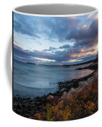 Sunset Down East Maine Coffee Mug