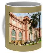 Horse 2 - The Egyptian Museum Of Antiquities - Cairo Egypt Coffee Mug