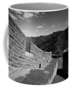 The Great Wall Of China Near Jinshanling Village, Beijing Coffee Mug