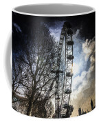 The London Eye Art Coffee Mug