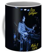 100 Percent Bullfrog Blues Coffee Mug