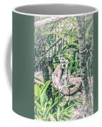 10773 Cotton Topped Tamarin Coffee Mug