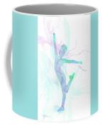 10835 The Gymnast Coffee Mug