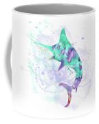 10961 Swordfish Coffee Mug