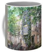 10th Street Wisteria Coffee Mug
