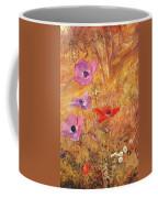 anemones 1876 Henry Roderick Newman Coffee Mug