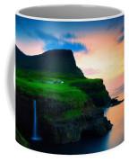 Art Landscape Oil Coffee Mug