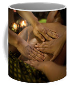 Asian Massage Spa Natural Organic Beauty Treatment Coffee Mug