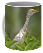 11- Cattle Egret Coffee Mug