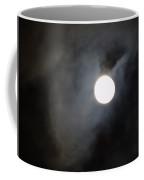 Moon And The Clouds Coffee Mug