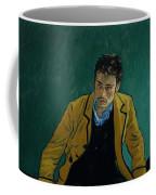 Armand Roulin At The Police Station Coffee Mug