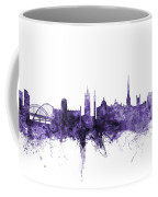 Newcastle England Skyline Coffee Mug