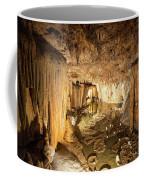 Onondaga Cave Formations Coffee Mug