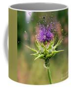 Silybum Eburneum Milk Thistle Coffee Mug