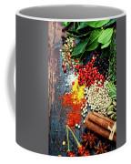 Spices And Herbs Coffee Mug