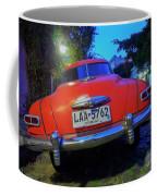 Vintage Car In Colonia Del Sacramento, Uruguay Coffee Mug