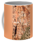 Zion Canyon National Park Utah Coffee Mug