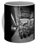 110th Street And Lenox Avenue Station - New York City Coffee Mug
