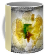 11264 Flower Abstract Series 02 #17 - Carnation Coffee Mug