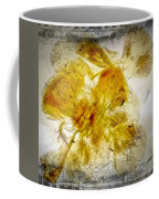 11265 Flower Abstract Series 02 #18 - Carnation 2 Coffee Mug