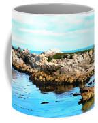 West Coast Seascape 2 Coffee Mug
