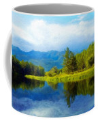 Landscape Definition Nature Coffee Mug