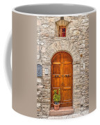 1164 Assisi Italy Coffee Mug