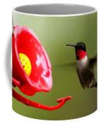 1164 - Hummingbird Coffee Mug