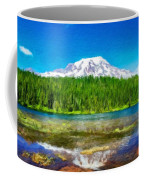 Nature Cool Landscape Coffee Mug