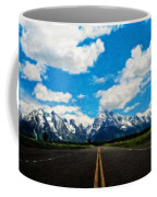 Nature Landscape Artwork Coffee Mug