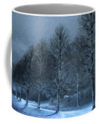 Types Of Landscape Nature Coffee Mug