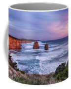 12 Apostles At Sunset II Coffee Mug
