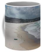 Australia - An Empty Bondi Beach  Coffee Mug