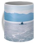 Beautiful Landscape In Alaska Mountains  Coffee Mug