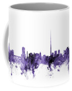 Dublin Ireland Skyline Coffee Mug
