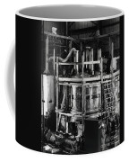 12 Foot Liquid Hydrogen Bubble Chamber Coffee Mug