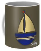 Nautical Collection Coffee Mug