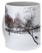 Obear Park In Winter Coffee Mug