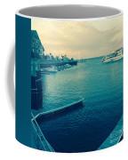Racine Harbor Wisconsin  Coffee Mug