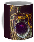 The Grateful Dead At Soldier Field Aerial Photo Coffee Mug