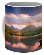 Nature Landscape Graphics Coffee Mug