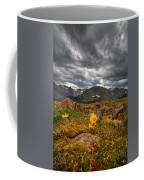12000 Foot Flower Coffee Mug