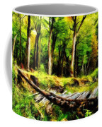 Landscape On Nature Coffee Mug