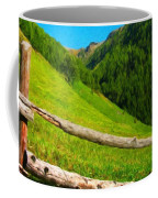 Nature Landscape Art Coffee Mug