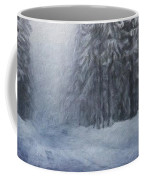 Nature Landscape Oil Painting For Sale Coffee Mug
