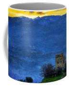 Nature Oil Canvas Landscape Coffee Mug