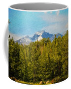Landscape Paintings Canvas Prints Nature Art  Coffee Mug