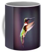 1257-006 - Ruby-throated Hummingbird Coffee Mug
